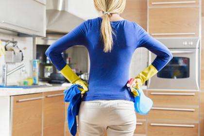 С чего начинать уборку квартиры